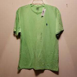 Mens Polo Shirt Medium